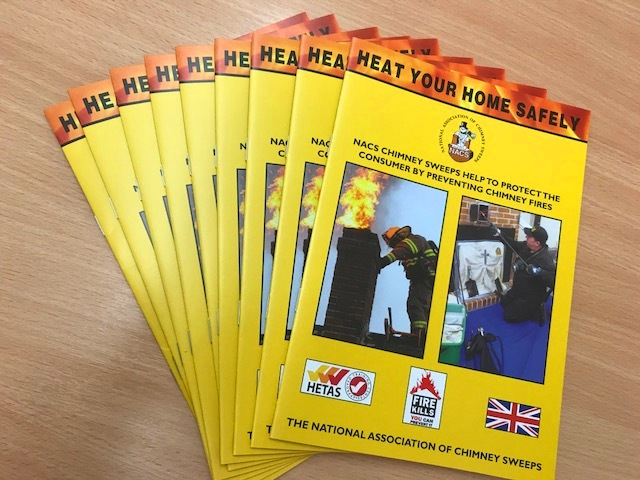 8b8fcdcea38 NACS Heat Your Home Safely Leaflets - Box of 400 - The National ...